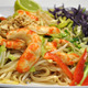 Pad Thai at Loving Hut Vegan Cuisine