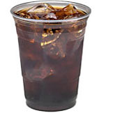 Iced Brewed Coffee at Tully's Coffee