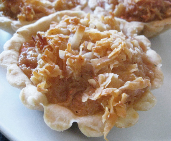 Photo of Coconut Tarts