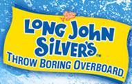 Logo at Long John Silver's