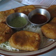(3) Cheese Pakora: Deep-Fried Cheese, Battered with Chickpeas Flour - Photo at Tibet Nepal House