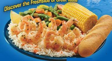 Dish at Long John Silver's