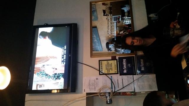 TV - Interior at Juniper
