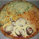 Mixed Pie at Benny's Kosher Pizza Falafel & Dairy Restaurant