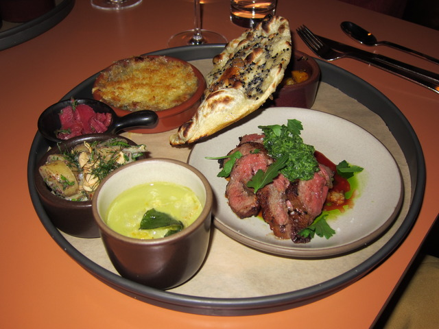 Photo of Tandoori lamb 7-item thali