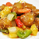 Sweet n Sour Divine at Loving Hut Vegan Cuisine