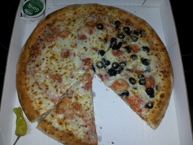 Photo of 1 Large 1 Topping Special