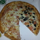 SLOP!!!!!!!! - 1 Large 1 Topping Special at Papa John's Pizza