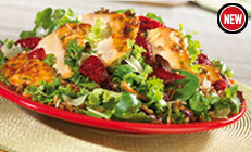Strawberry Salad With Chicken at T.G.I. Friday's
