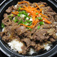 Galbi Lunch Special at Korea Garden Restaurant