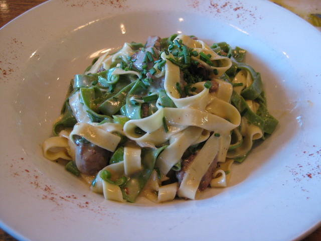 Photo of Fettuccine con Meridionale Manzo