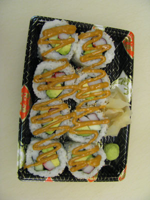 Photo of Spicy California Roll