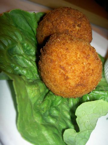 Photo of Potato Balls Stuffed with Ground Beef