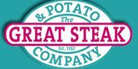 Logo at Great Steak & Potato