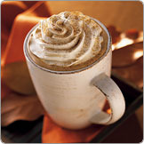 Pumpkin Spice Creme at Tully's Coffee