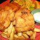 Fish & Chips at Shay's Grill Pub