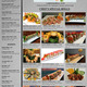 Menu - Cooked Sushi at Rain Restaurant LLC