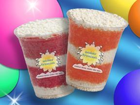 Solar Freeze Parfait at Dippin' Dots