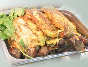 Dish at D J Bibingkahan