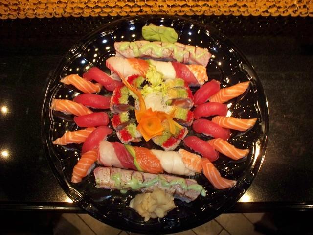 CATERING PLATTER at Arisu Japanese Cuisine