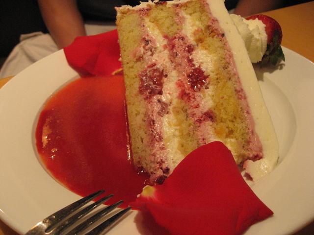 Photo of Fraisier Triple Berry Torte
