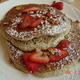 Fruit and Nut Pancakes - Fruit & Nut Pancakes at Yolk