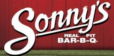 Logo at Sonny's Bar-B-Q