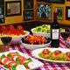 Fine Wine and Italian Food  - Dish at Buca di Beppo