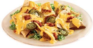 Taco Nachos at Jack in the Box