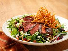 Bleu Mountain Steak Salad at Bugaboo Creek Steak House