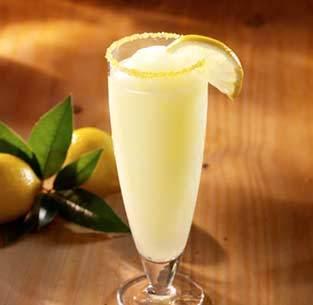 Limoncello Lemonade at Olive Garden