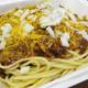 Chili Spaghetti at David's Chili House