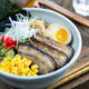 Now, you can taste authetic Japanes ramen!  - Miso Ramen at Macheko Grill