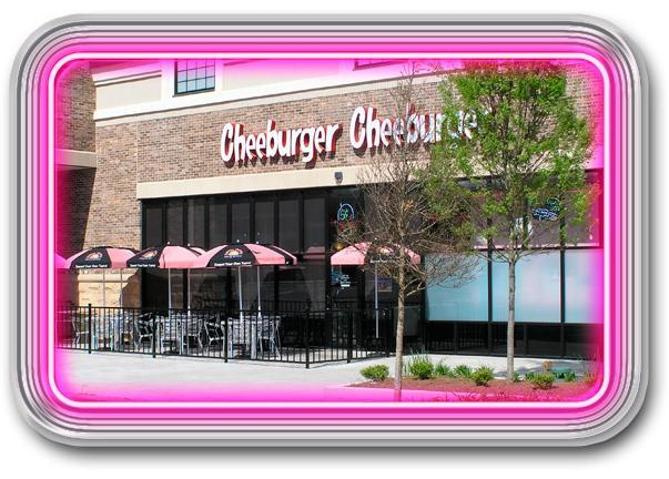 Exterior at Cheeburger Cheeburger