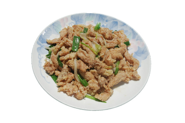 Ginger Chicken at Shanghai Restaurant