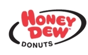 Logo at Honey Dew Donuts