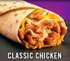 CLASSIC CHICKEN BURRITO® at El Pollo Loco