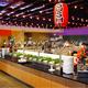 Minado Interior 5 - Interior at Minado Restaurant