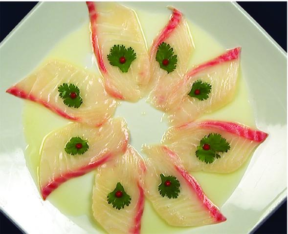 Izumidai Tiradito at Sushi Chef