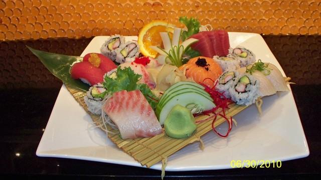 Arisu Sashimi Special at Arisu Japanese Cuisine