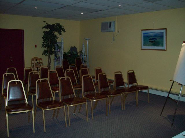 Meeting Room - Photo at Patsey's Cafe