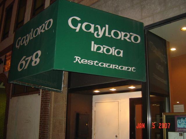 Photo at Gaylord India Restaurant