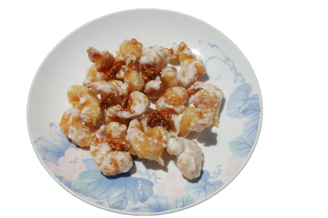 Honey Walnut Prawns at Shanghai Restaurant