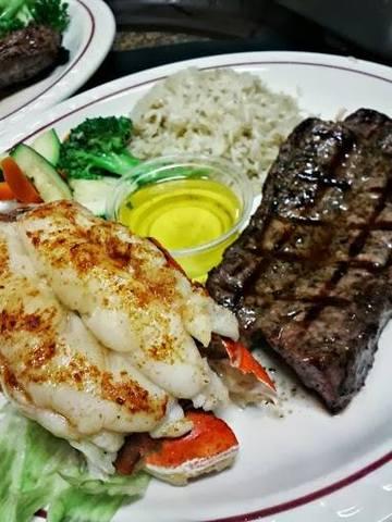 Steak & Lobster at Paine's