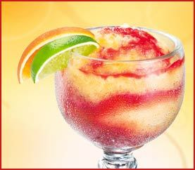 New Flavored Perfect Margarita at Applebee's
