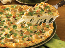 Rustic Garlic Chicken at Shakey's Pizza Restaurant