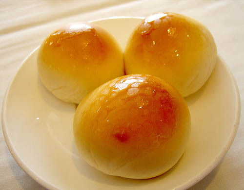 Photo of Baked BBQ buns