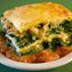Vegetable Lasagna - Vegetable Lasagna at Potomac Pizza