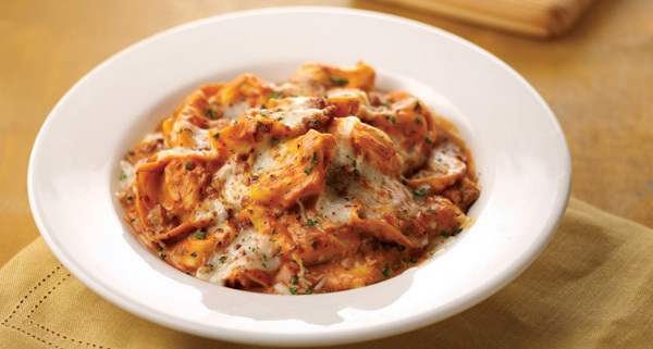 Photo of Baked Cheese Tortelloni