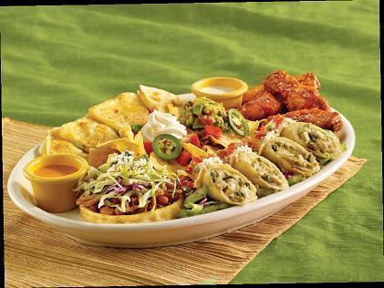 Fiesta Grande Platter at El Torito Mexican Restaurants